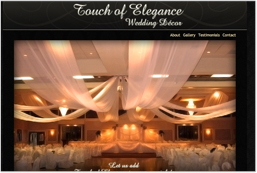 touch of elegance weddings link