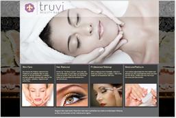 truvi beauty bar link