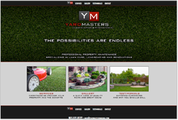 yard masters landscaping link