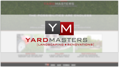 yard masters landscaping box